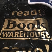 Photo taken at Book Warehouse by Chris H. on 11/24/2016
