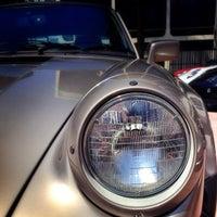 Photo taken at Beverly Hills Porsche Showroom by JayChan on 5/1/2013