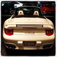 Photo taken at Beverly Hills Porsche Showroom by JayChan on 1/31/2013
