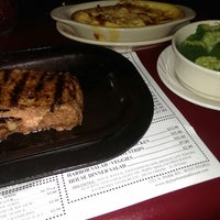 Photo taken at Sky Harbor Steak House by Terence G. on 10/11/2013