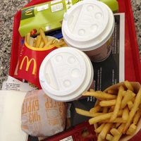 Photo taken at McDonald's by Марина Р. on 4/22/2013