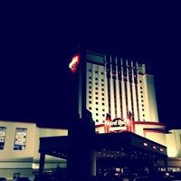 Photo taken at Hard Rock Hotel & Casino by Brandon on 4/14/2013