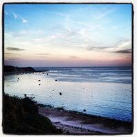 Photo taken at Idlewild Beach by KrisMarie H. on 10/3/2013