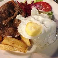 Photo taken at Restaurant La Merced by Yesica E. on 7/25/2013