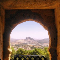Photo taken at Alcazaba de Antequera by Torcal R. on 12/29/2014