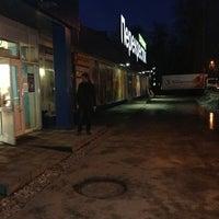 Photo taken at Перекрёсток by Alatiel on 3/22/2013