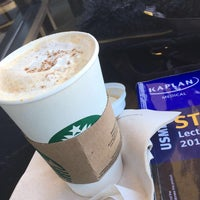 Photo taken at Starbucks by Brynn J. on 10/4/2016