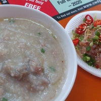 Photo taken at Ho Kee Porridge 和记粥 by Winn on 12/27/2013