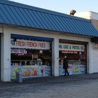 Photo taken at Point Pleasant Beach Boardwalk by Mark N. on 1/6/2013
