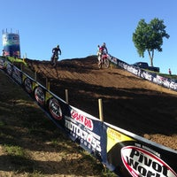 Photo taken at Budds Creek Motocross by rocco t. on 6/22/2013