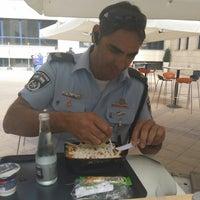 Photo taken at Tel Aviv District Police HQ by Avi B. on 12/30/2013