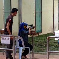 Photo taken at Patong Shooting Range by Hazwany R. on 11/14/2014