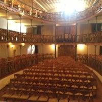 Photo taken at Casa da Ópera (Teatro Municipal) by Wallace T. on 3/26/2013