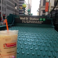 Photo taken at Dunkin Donuts by Lisa V. on 7/25/2014