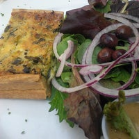 Photo taken at French Market Café by Liz H. on 8/3/2013