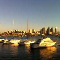 Photo taken at Port of San Diego by Alexandra d. on 12/23/2012