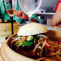 Photo taken at Lola Restaurante & Lounge by Ana Isabel O. on 5/15/2014