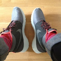 Photo taken at Nike Hungary by Oliver P. on 3/28/2013