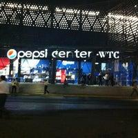 Photo taken at Pepsi Center WTC by Aiza M. on 5/18/2013