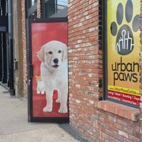 Photo taken at Urban Paws by mer on 9/28/2014