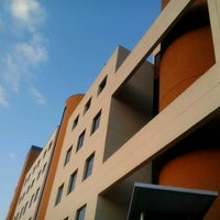 Photo taken at Universidad Americana by Fabio O. on 4/9/2013