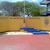 Photo taken at Facultad de Contaduría y Administración UADY by MausOnn' M. on 4/17/2013