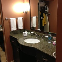 Photo taken at Homewood Suites by Hilton Pittsburgh-Southpointe by PJ S. on 8/10/2013