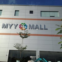 Photo taken at MYY Mall by Soon S. on 3/29/2013