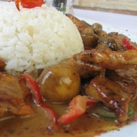Photo taken at Bossa Nova Brazilian Cuisine by Bossa Nova Brazilian Cuisine on 9/10/2013