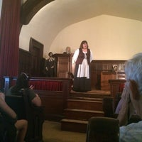 Photo taken at Witch Dungeon Museum by Travis M. on 8/10/2014