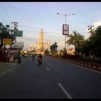 Photo taken at Simpang Empat Banjarbaru by Flo M. on 3/26/2013