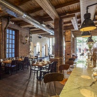 Photo taken at Puttanesca by NYCRestaurant .. on 8/7/2013