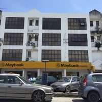 Photo taken at Maybank by Muhd S. on 12/3/2015