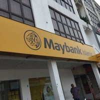 Photo taken at Maybank by Muhd S. on 10/6/2015