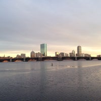 Photo taken at Running The Charles River by Greg B. on 2/20/2016