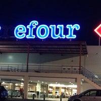 Photo taken at Carrefour by Moisés Z. on 2/7/2014