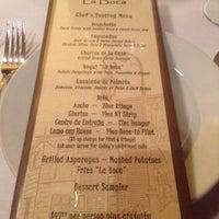 Photo taken at La Boca Steaks by Insun C. on 4/11/2013