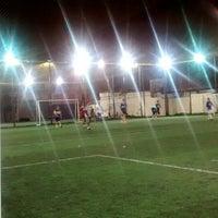 Photo taken at El Estadio Futbol 5 by chelologu on 6/8/2014