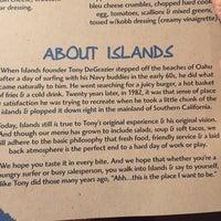 Photo taken at Islands Restaurant by Lorelei F. on 6/22/2016