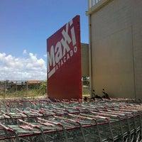 Photo taken at Maxxi Atacado by Carolina M. on 4/1/2013