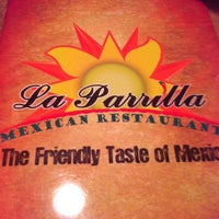 Photo taken at La Parrilla by Chris M. on 5/4/2013