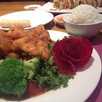 Photo taken at Mojo Asian Cuisine & Sushi Bar by Carol B. on 9/30/2013