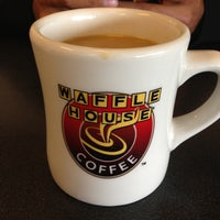 Photo taken at Waffle House by Jose A. on 5/23/2013