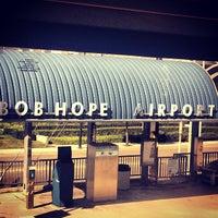 Photo taken at Metrolink Burbank-Bob Hope Airport Station by C M. on 8/11/2013