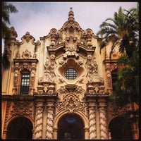 Photo taken at Balboa Park by C M. on 1/27/2013