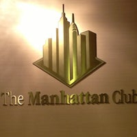 Photo taken at The Manhattan Club by Mark H. on 4/27/2013
