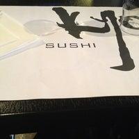 Photo taken at Sushi Kyo by LeeZii on 3/29/2013