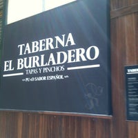 Photo taken at Taberna  El Burladero by Lourdes G. on 5/4/2013