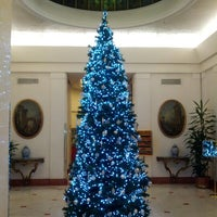 Photo taken at Hotel Artemide by LXU on 12/17/2012