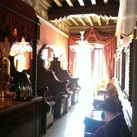Photo taken at Hotel Al Ponte Antico by LXU on 7/1/2013